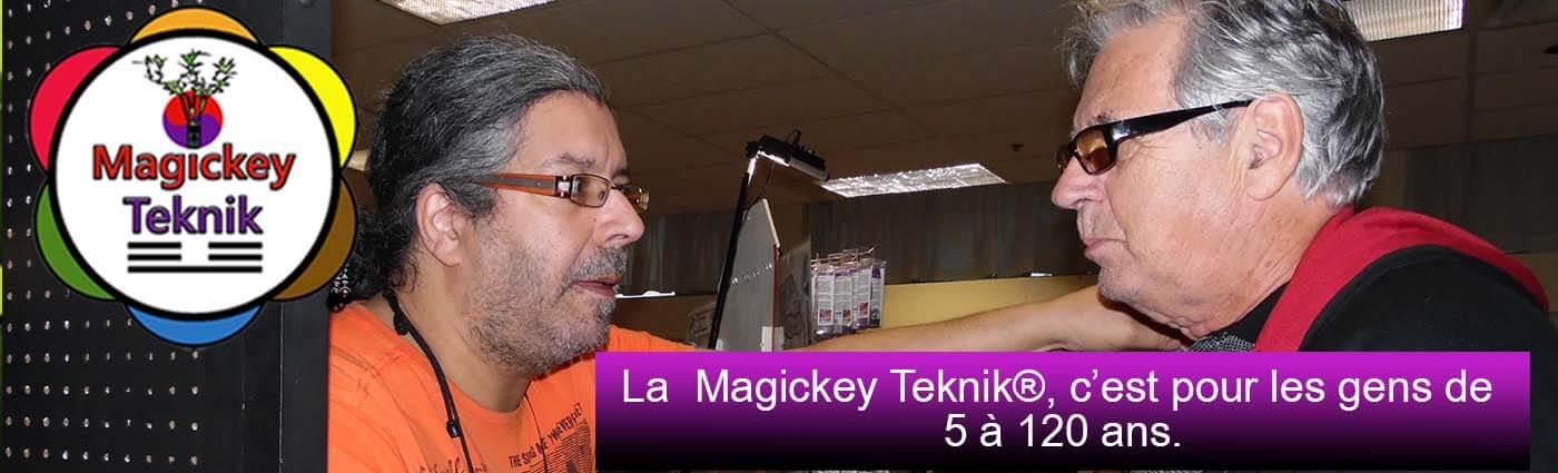 Calendrier des cours de la Magickey Teknik Au Canada